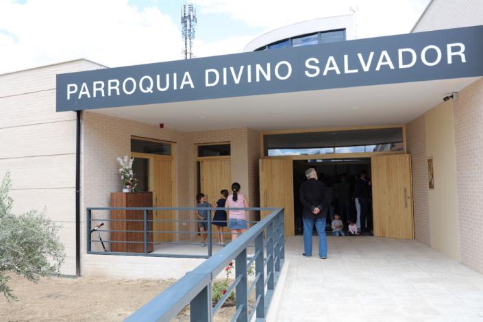Parroquia Divino Salvador   Construcción de Edificios Madrid   Construcción Vivienda Madrid   Empresa Constructora Madrid